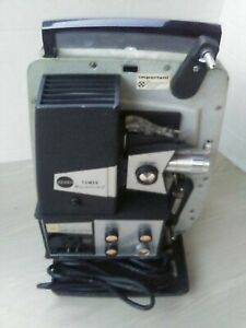 Vintage-Sears-Roebuck-Tower-Automatic-8MM-Movie-Projector-collectible