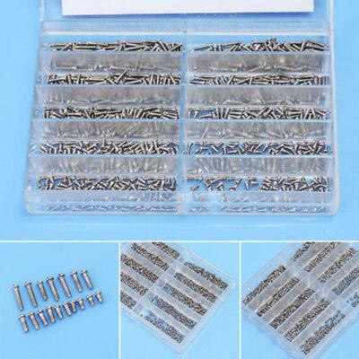 Cacciavite Orologio Occhiali da Vista Strumento 1000pcs Piccoli Viti Dado