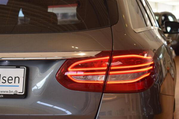 Mercedes C220 d 2,2 AMG Line stc. aut. - billede 3