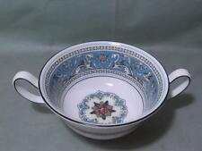 Wedgwood Florentine Turquoise Cream Soup Cup Only W2714 (Lot A)