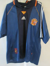 Spain 1998-2000 Away Football Shirt Size Large /31732