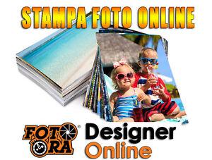 Stampa Foto Professionale Digitali 10x15 su Vera Carta Fotografica Lucida