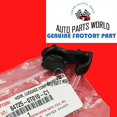 For Toyota Avalon Camry Venza Hook Luggage Compartment Genuine 64725-0T010-C0