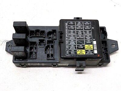 96 Subaru Legacy Fuse Diagram