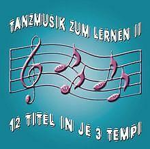 Tanzmusik Zum Lernen Teil 2 | Buch | Zustand gut