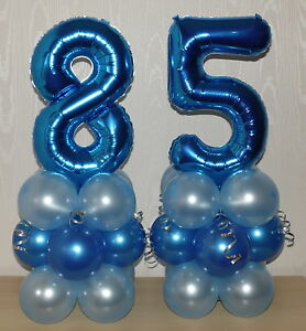 Image Is Loading 85th BIRTHDAY AGE 85 MALE PARTY FOIL BALLOON