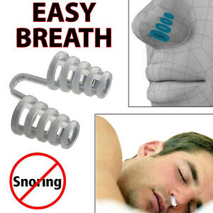 Anti Snore Breathe Nasal Dilators Apnea Aid Nose Clip Sleep Device Stop Snoring