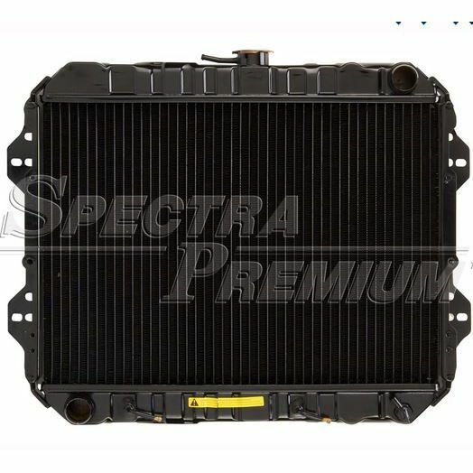 Radiator New for Toyota Celica Corona 1979-1982 CU661