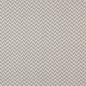 A0004f Grey Off White Herringbone Slanted Check Upholstery Fabric By