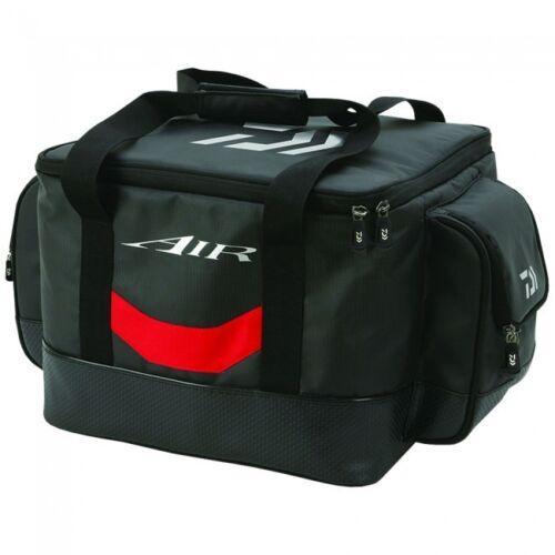 Daiwa Air Cool sac noir et rouge NOUVEAU grossier pêche Isotherme Appât Sac