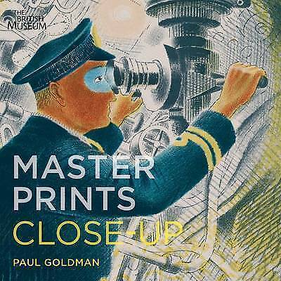 Master Prints. Close-Up by Goldman, Paul (Paperback book, 2012)
