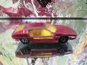 1969 Matchbox series Nº 20, LAMBORGHINI MARZAL, Lesney Products, METAL ~