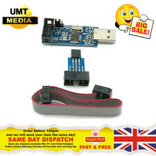 Usbasp Usb Isp Programmer For Avr Atmel Arduino Atmega Including Idc Cable