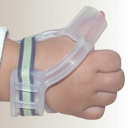 3-7 ans Dr pouce pour Succion Du Pouce Prévention traitement Stop Pouce Large