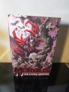 MARVEL NEW SEALED Morbius Living Vampire Omnibus HC
