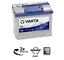 BATTERIA-60AH-640A-EFB-BLUE-DYNAMIC-AGM-START-amp-STOP-DX-N60-242x175x190-VARTA miniatura 2