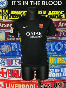 84df5ef0f82 5 5 Barcelona boys 13 15 years 158-170cm football shirt jersey ...