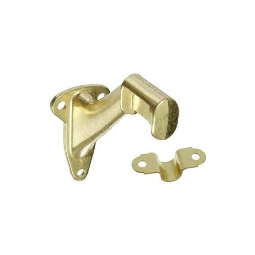 Handrail Bracket Packaging may Vary 1 Pack Gold