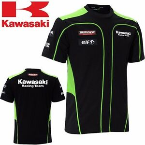 Kawasaki Motocross Clothing