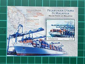 2004 Malaysia MS (B) - Pelabuhan Utama Di Malaysia