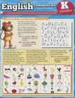 English Common Core Kindergarten 9781423225874 by BarCharts Inc Poster