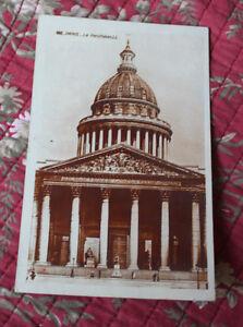 CPA-photo-Paris-le-Pantheon-1932