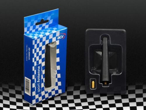 Antenna ADATTA PER BMW 3er Cabrio e46//c FARETTI DI RICAMBIO CORTA antenna ad asta 83mm