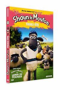 Shaun-Le-Mouton-Volume-7-Saison-5-Trouble-fete-DVD-NEUF
