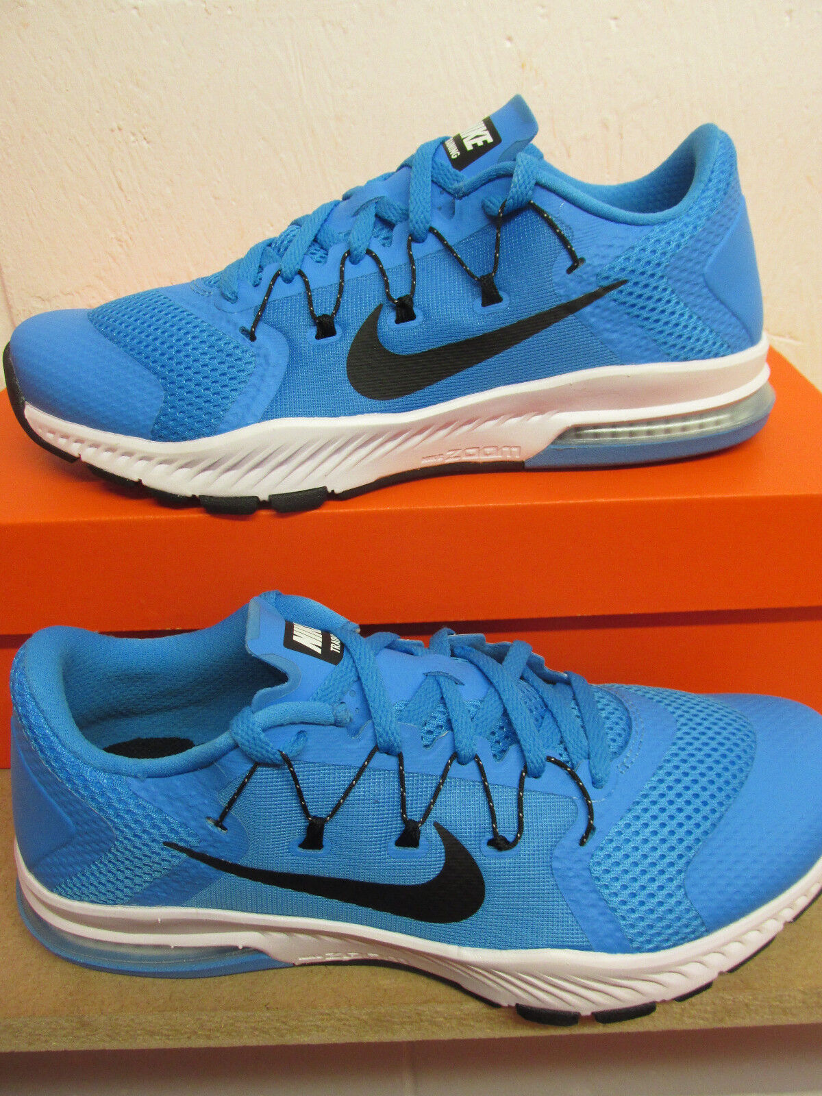 Nike Air Zoom Trainers Train Complete Hommes Running Trainers Zoom 882119 400 Baskets Chaussures 7d8575