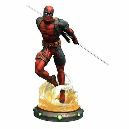 Deadpool Marvel Gallery 9-Inch Statue NEW