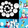 DIY 10Pcs 20mm-150mm Modelling Polystyrene Styrofoam Foam Ball Creative decor