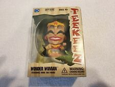 Wonder Woman Teekeez Stackable Vinyl Tiki Figure by Cryptozoic Entertainment