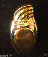 BROCHE dorée Amarige signée GIVENCHY