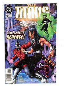 The-Titans-Vol-1-1999-2003-6-VF-NM-1st-Print-DC-Comics