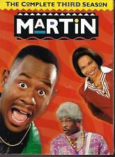 Martin: The Complete Third Season (DVD, 2007, 4-Disc Set) BRAND NEW