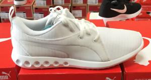 0a784c63c99b0d PUMA Carson 2 Men s Running Training Walking Shoes White 190037 08 K ...