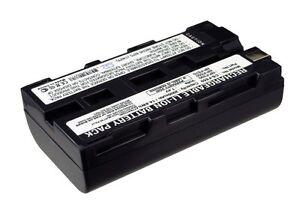2x Batería F Sony dcr-trv820 dcr-trv820e dcr-trv-820//e