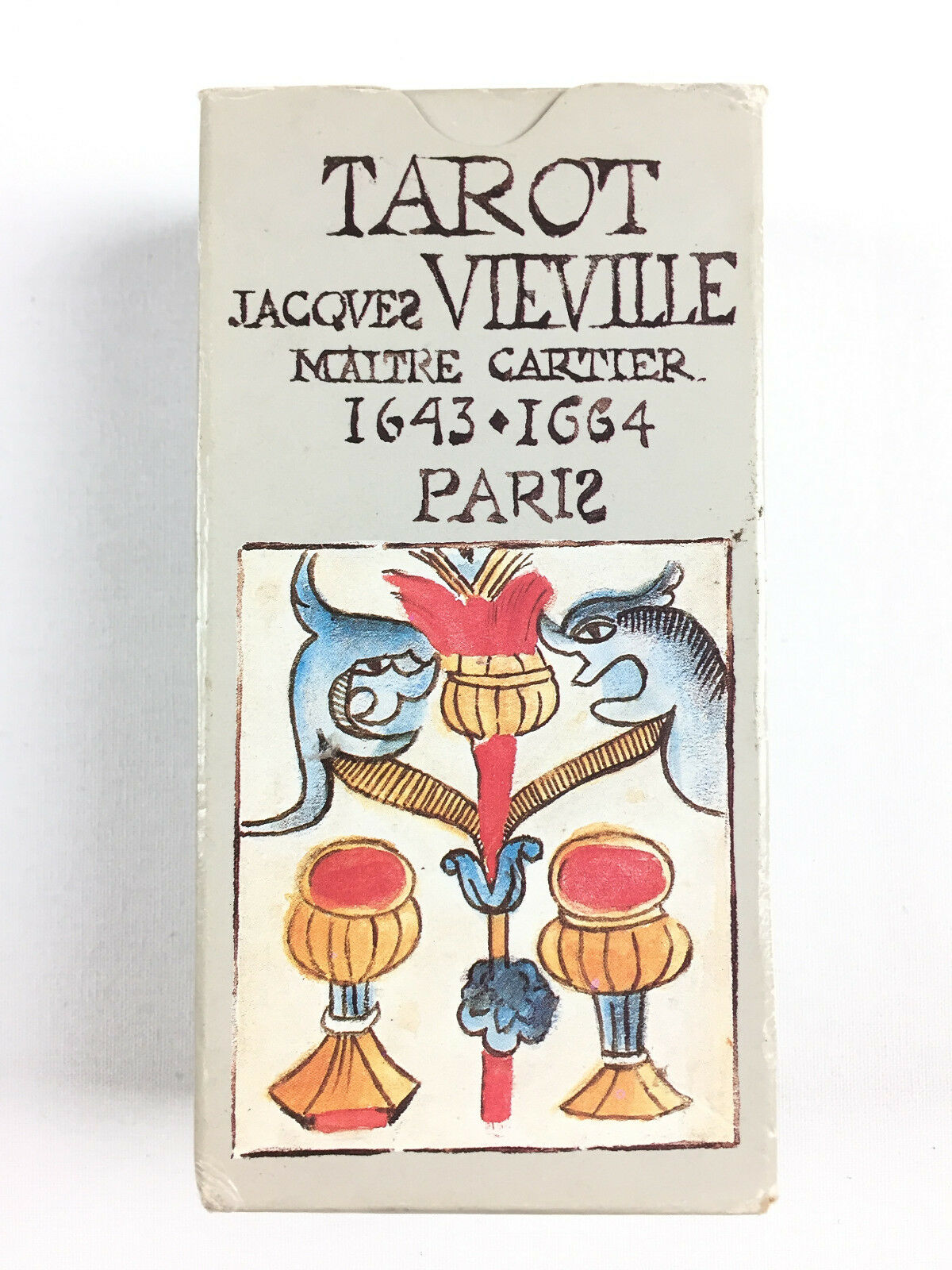 Game of tared jacques vieville maitre cartier 1643 1664 repro heron boechat
