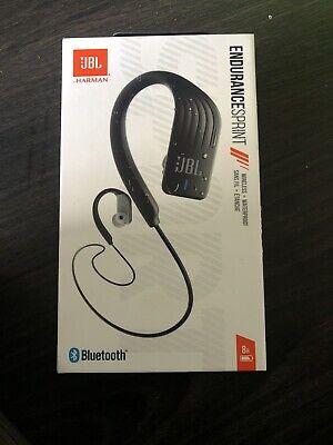 Jbl Endurance Sprint Yellow Wireless In Ear Sport Headphones Yellow Ebay