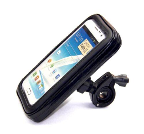 Movil bike bicicleta Haicom con bolso estanco para LG smartphone