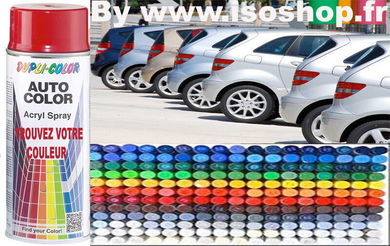 Dupli Color Aérosol Teinte Peinture Peinture Peinture Automobile PORSCHE 400 ml spray Laque ecd43e