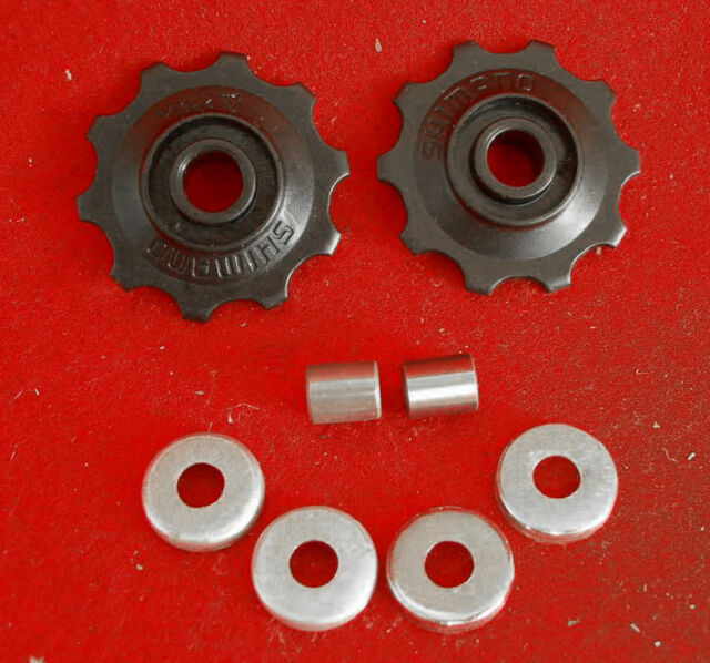Vintage Simplex Suntour Derailleur Jockey Wheel Pulley Conversion Kit  New