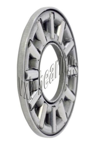 """TC411 Thrust Roller ID Bore 1//4/""""x OD 11//16/""""x 5//64/"""" inch Small Miniature Bearing"""