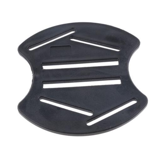 point de Boucle en plastique pour harnais de sécurité pour escalade
