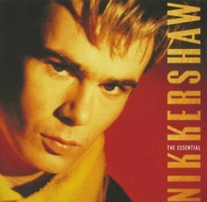 NIK-KERSHAW-the-essential-CD-compilation-greatest-hits-best-of-very-good