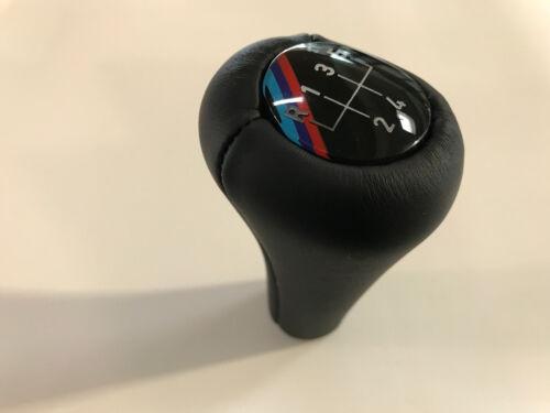 Original BMW M Technik Leder Schaltknauf E30 E28 E34 E24 E32 E31 Z1