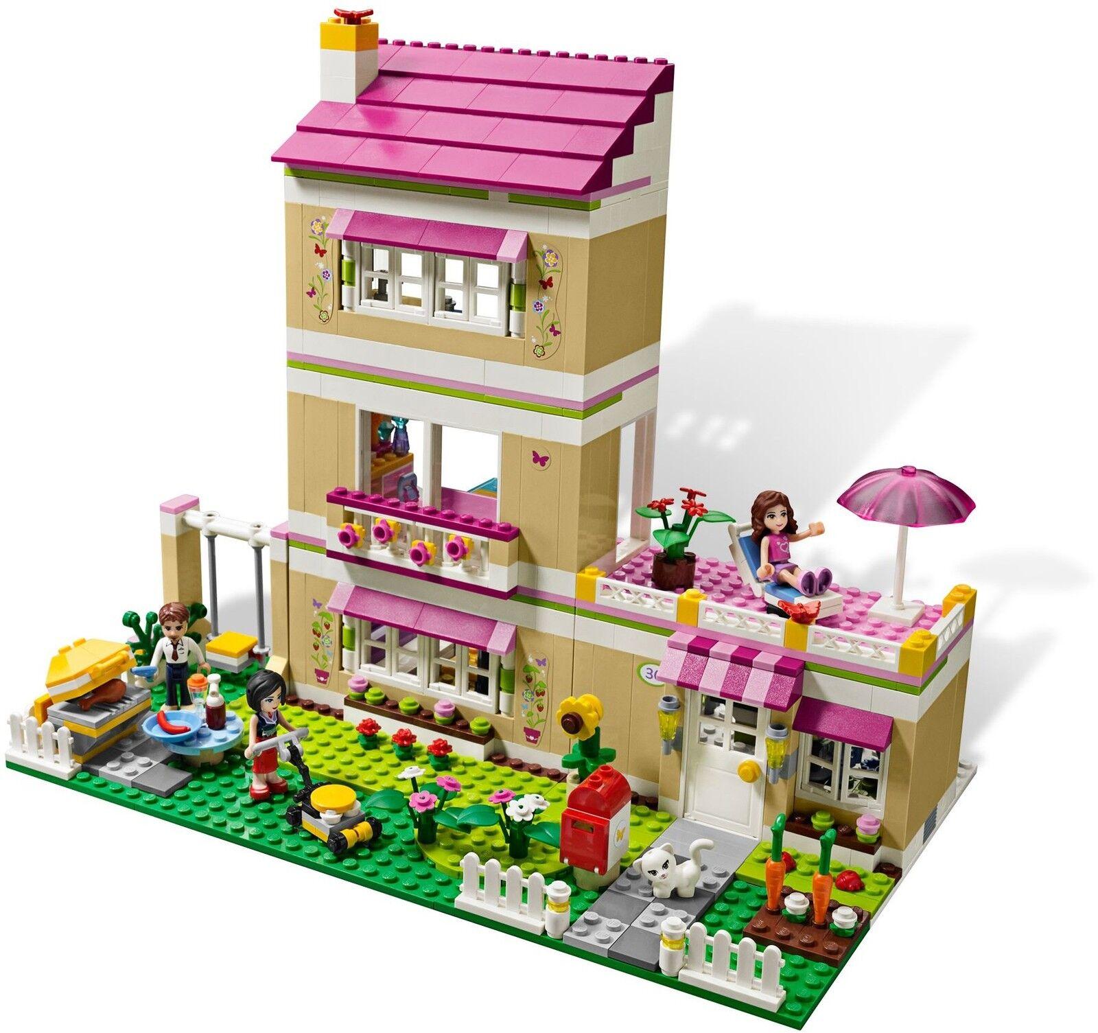 LEGO Friends Traumhaus (19)