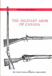 Military-Arms-of-Canada-Booklet-Lee-Enfield-Snider-Rifle