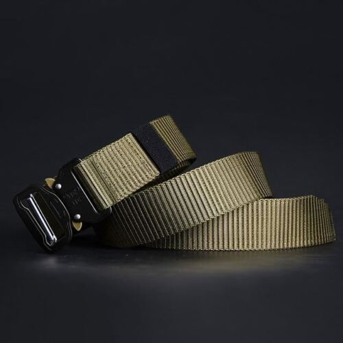 nylon belt men belts military outdoor tactical male jeans belts for men luxury c