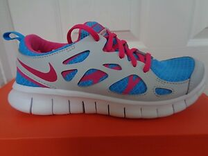 Nike Free Run 2 (GS) trainers Turnschuhe 477701 400 uk 5 eu 38 us 5.5